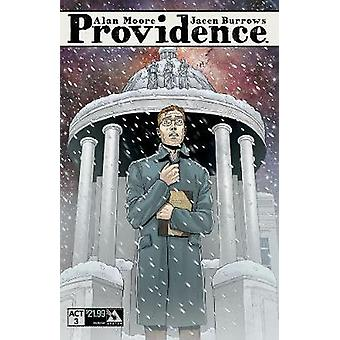Providence Act 3 Limited Edition Hardcover by Alan Moore - 9781592912