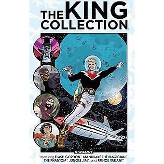 The King Collection by Lee Ferguson - Tadd Galusha - Richard Case - I