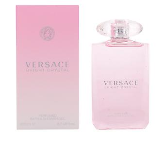 Versace Bright Crystal Shower Gel 200 Ml per le donne