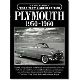Plymouth  Limited Edition 1950-1960 by R. M. Clarke - 9781855205864 B