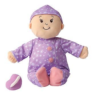 Manhattan Toy Stella Sweet Dreams Soft First Baby Doll