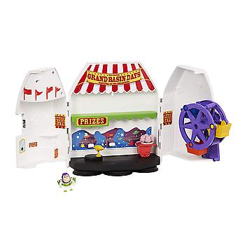Disney GCY87 Pixar Toy Story 4 Carnaval Playset Carry Case