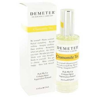 Demeter kamomill Tea av Demeter Cologne spray 4 oz (damer) V728-502848