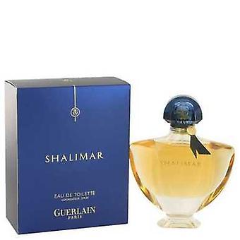 Shalimar by Guerlain Eau de toilette spray 3 oz (kvinder) V728-483115