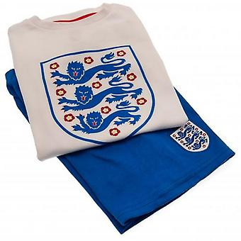 England FA Babies T Shirt And Short Set