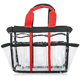 حقيبة ماكياج السفر من شاني كلير - منظم مستحضرات التجميل - مجموعة جاهزة