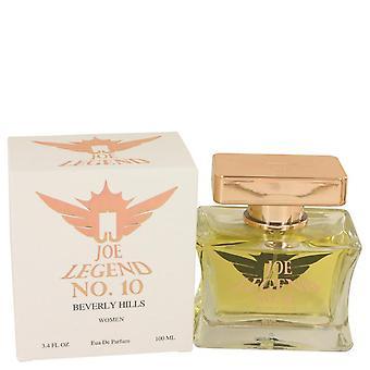 Joe legend no. 10 eau de parfum spray by joseph jivago 536278 100 ml