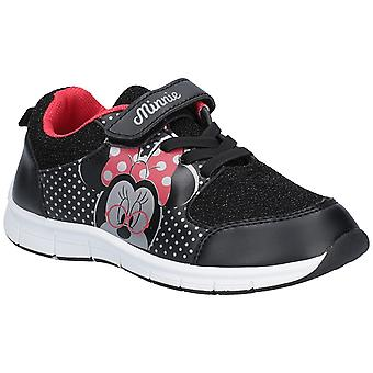Leomil Kids Minnie Mouse Trainer Black/White/Red
