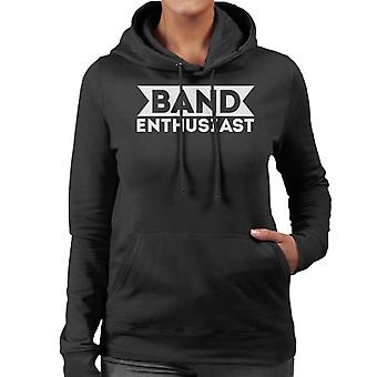 Band Enthusiast Women's Hooded Sweatshirt