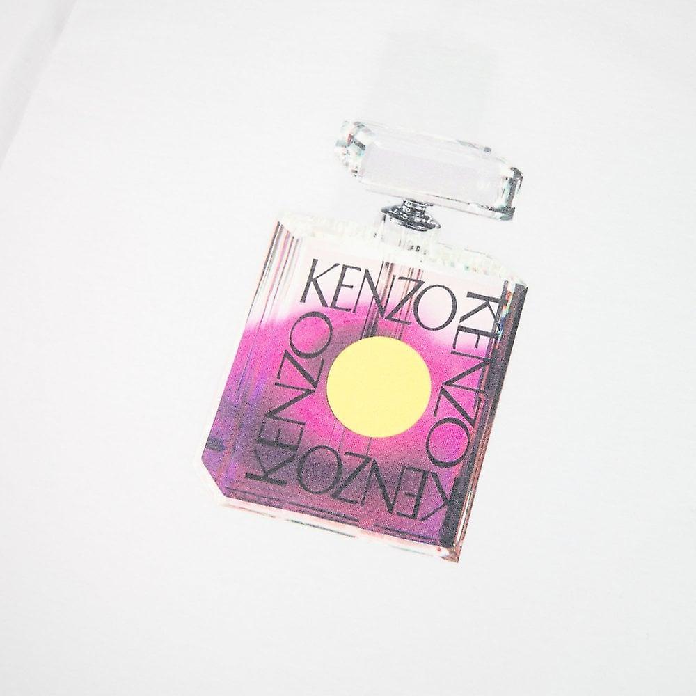 Kenzo Hypereal Perfume T-shirt White
