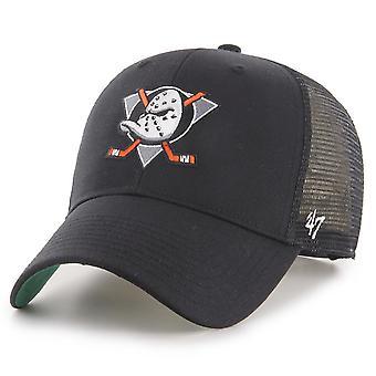 47 fire Trucker Cap - Branson MVP Anaheim Ducks black