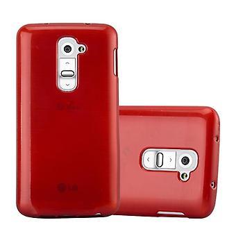 Cadorabo Case pour LG G2 MINI Case Cover - Mobile Phone Case made of flexible TPU silicone - Silicone Case Protective Case Ultra Slim Soft Back Cover Case Bumper
