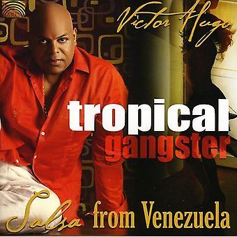 Hugo/Cortes/Aguirre/Crespo - Tropical Gangster: Salsa From Venezuela [CD] USA import