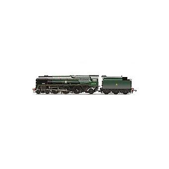 Hornby BR, Rekonstruierte Handelsmarine-Klasse, 4-6-2, 35014 'Nederland Line'