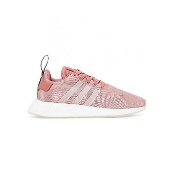 Adidas - Shoes - Sneakers - CQ2007_NMD-R2-W_RED - Women - salmon,white - UK 4.0