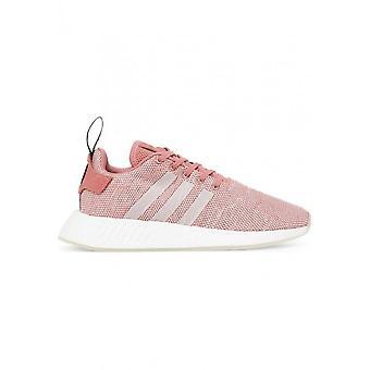 أديداس - أحذية - أحذية رياضية - CQ2007_NMD-R2-W_RED - النساء - السلمون والأبيض - المملكة المتحدة 4.0