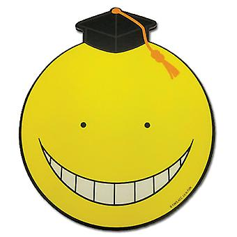 Mouse Pad - Assassination Classroom - Koro Sensei Normal Face New ge41011