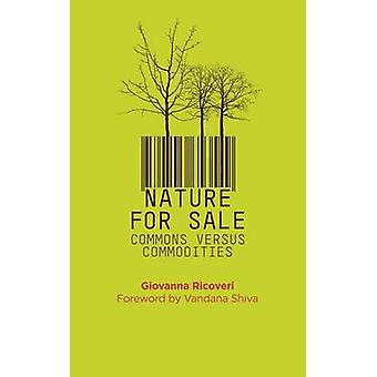 Nature for Sale by Giovanna Ricoveri