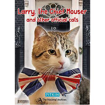 Larry the Chief Mouser by Christopher Day