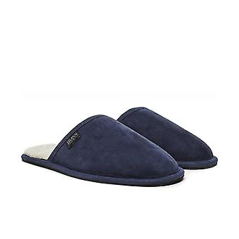 BOSS Suede Home_Slip_sdf Slippers