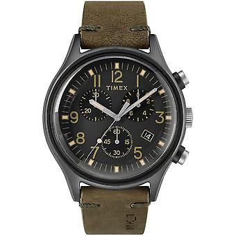 Timex الرجال ووتش TW2R96600 كرونوغراف