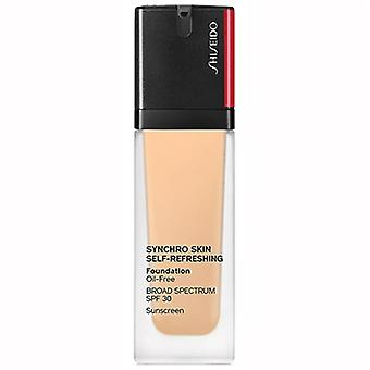 Shiseido Synchro Skin Self-Refreshing Foundation SPF 30 160 Shell 1oz / 30ml