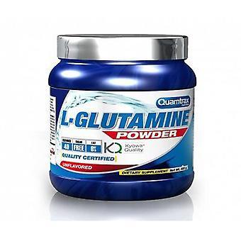 Quamtrax Nutrition L-glutamine Powder  400 Gr