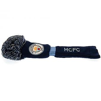 Manchester City FC Official Driver Pompom Headcover