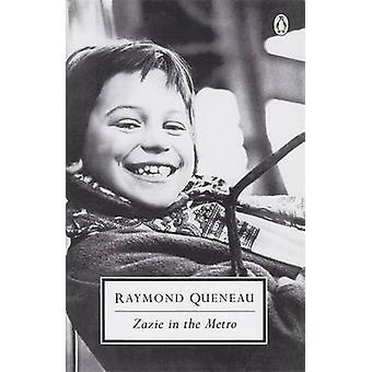 Zazie no metrô por Raymond Queneau