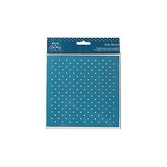 House of Cake House Of Cake Mesh Stencil - Polka Dot - 140 X 150mm