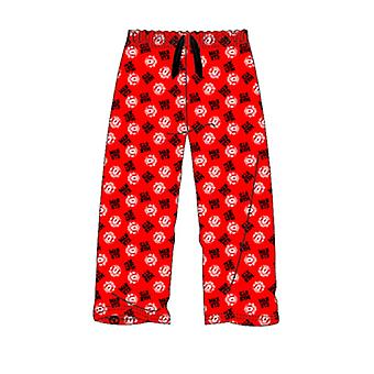 Manchester United FC Adults Unisex Lounge Pants