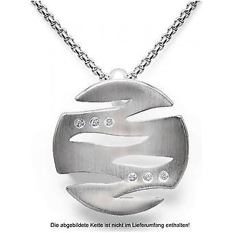 باستيان إنفيرون - السيدات - 925/- قلادة - مات، الماس 0.03ct - 26080