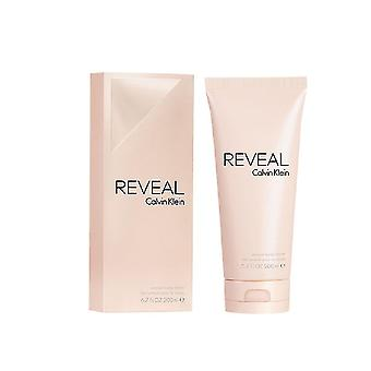 Calvin Klein Reveal Sensual Body Lotion 200 ml Nuovo Boxed