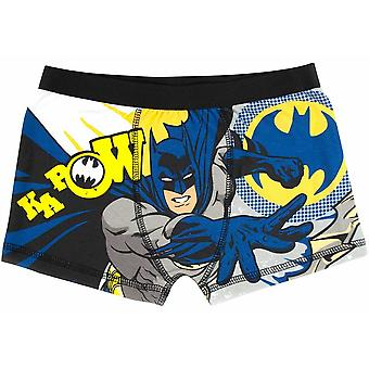 Batman Ka Pow Boy's Kids Boxer Pants Shorts