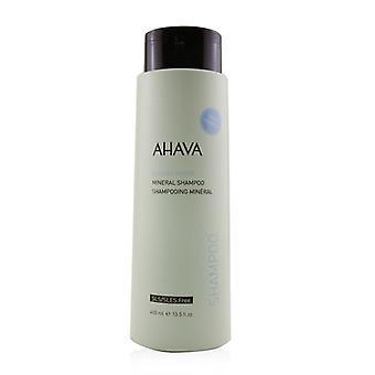 Ahava Deadsea voda minerálny šampón-SLS/sles Voľný-400ml/13,5 OZ