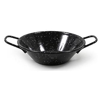 Deep Pan with Handles La Estrella Glazed enamelled steel/Ø 16 cm - 0,7 L