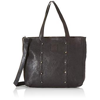 Legend FARINI-A Black Women's shoulder bag (Black (schwarz 0001)) 12x30x36 cm (B x H x T)