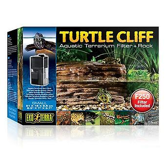 Exo Terra Filter and Rock for Turtles (Reptiles , Humidity Tools , Filters and Pumps)