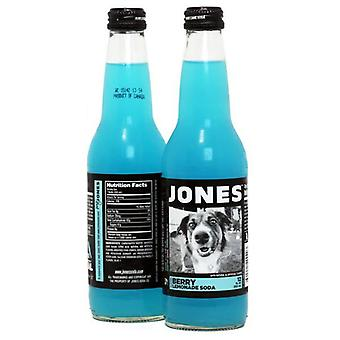 Jones Berry Lemonade-( 355 Ml X 12 Cans )
