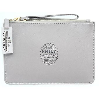 History & Heraldry Emily Clutch Bag
