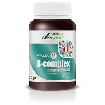 MG Dose C-06 BComplex 60 Tablets