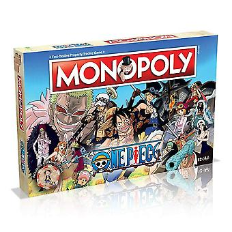 Monopoly One Piece Board Game