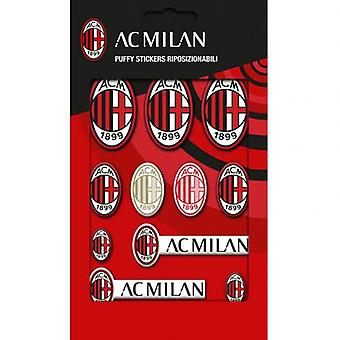 AC Milaan Bubble Sticker Set