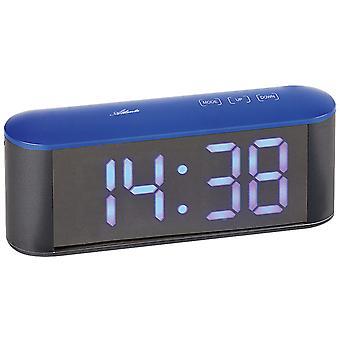 Atlanta 1133/5 Taulukko herätyskello digitaalinen sininen net tarkoitus digitaalinen herätyskello herätyskello