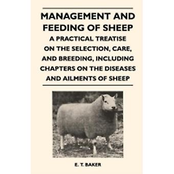 Management and Feeding of Sheep  A Practical Treatise on the Selection Care And Breeding Including Chapters on the Diseases and Ailments of Sheep by Baker & E. T.