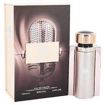 Victor manuelle rose gold eau de parfum spray by victor manuelle 541574 100 ml