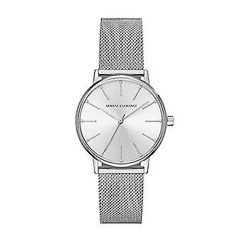Armani Exchange Clock Woman ref. AX5535 function