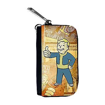 Fallout Vault Boy Car Key Case