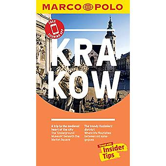 Krakow Marco Polo Pocket Travel Guide - with pull out map by Marco Po