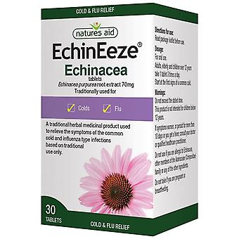 Nature's Aid EchinEeze 70mg Tablets 30 (126110)